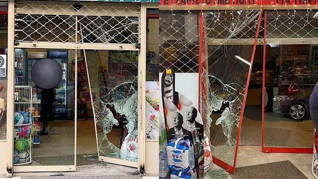 Δραστικότατοι διαρρήκτες στο Άργος προκάλεσαν σοβαρές ζημιές σε κατάστημα