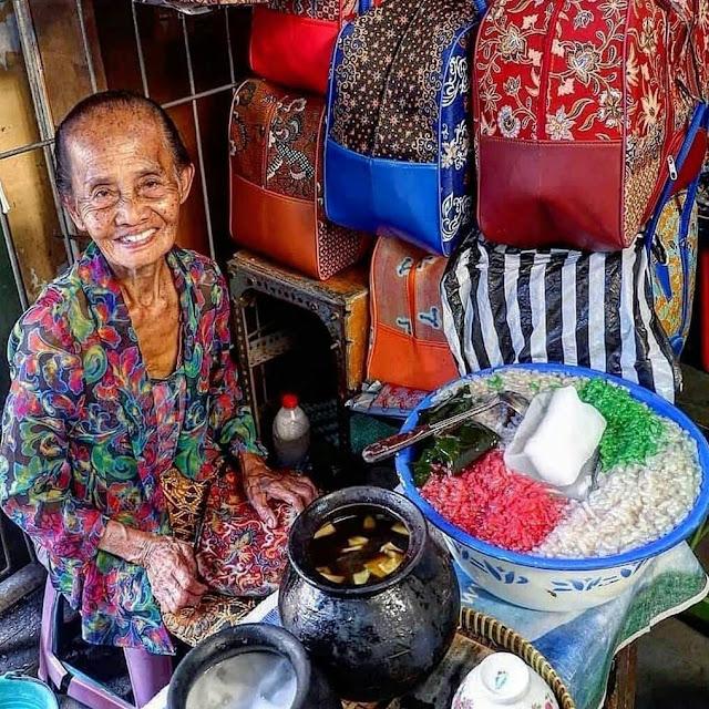 Es Dawet Mbah Hari Pasar Beringharjo