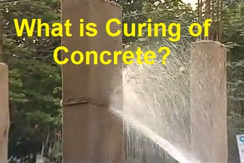 What is Curing of Concrete?- | Importance | Methods