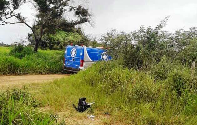 vitima pe decepado assalto bandidos sao goncalo dos campos bahia - Vítima de assalto tem o pé decepado por bandidos em São Gonçalo dos Campos.