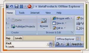 Offline Explorer 6.8.4081 SR1 Download
