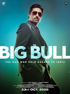 The Big Bull First Look Poster 3