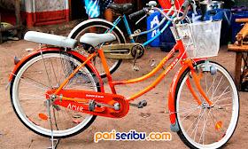 Sepeda Wisata Pulau Pari
