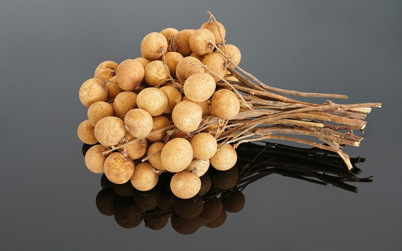 Manfaat buah kelengkeng untuk kesehatan