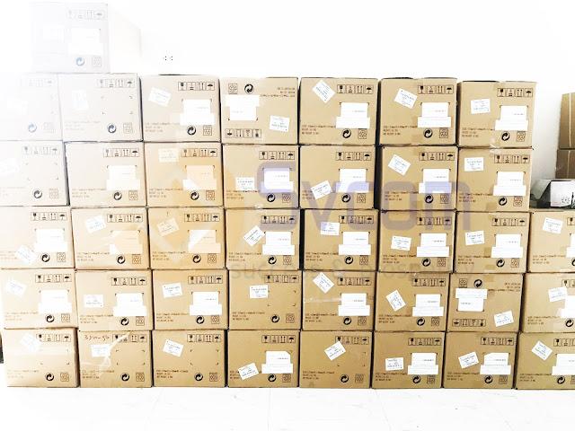 Nhà cung cấp máy in sổ Nantian PR9 cho ngân hàng Maritime Bank.