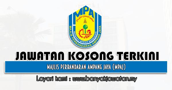 Jawatan Kosong 2021 di Majlis Perbandaran Ampang Jaya (MPAJ)