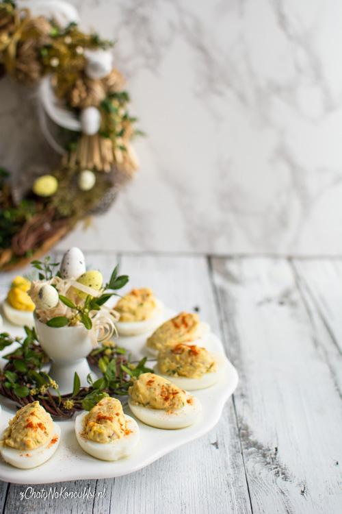 jajka z szynka
