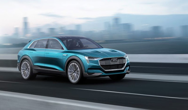 audi etron price india