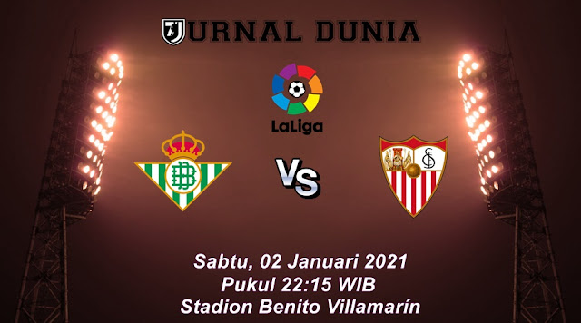Prediksi Real Betis Vs Sevilla