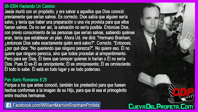 Sabe Dios quien se salvará - William Branham en Español