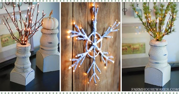 Farmhouse Musings Cozy Accent Lighting
