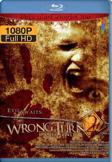 Camino Hacia el Terror 2 Final mortal (Wrong Turn 2: Dead End) (2007) [1080p BRrip] [Latino-Inglés] [LaPipiotaHD]