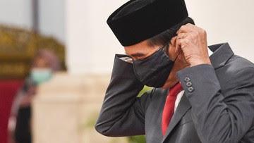Jokowi : Semua Dilarang Mudik