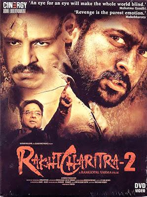 Rakhta Charitra 2 (2019) Hindi Dubbed 720p HDRip 850MB