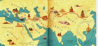 """Nowy """"Jedwabny Szlak"""" – Chiny wydadzą 40 miliardów dolarów na odbudowę słynnego szlaku handlowego"""