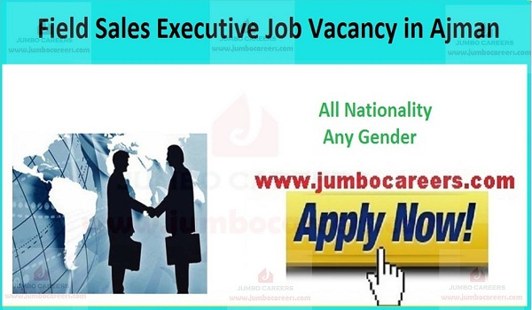 Show all new jobs in Ajman,
