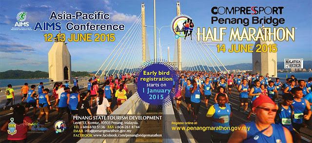 Penang Bridge Half Marathon