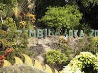 Objek Wisata Kebun Binatang Gembira Loka Yogyakarta