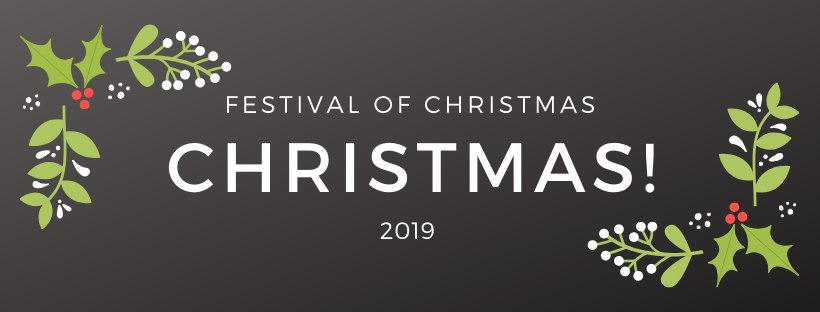 Festival Of Christmas Blog Hop
