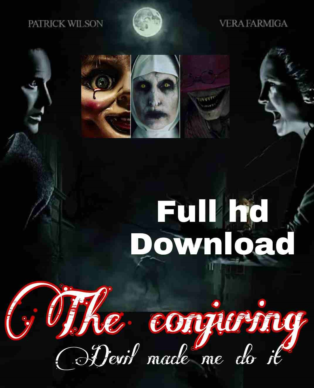 The Conjuring 3 Movie Online download