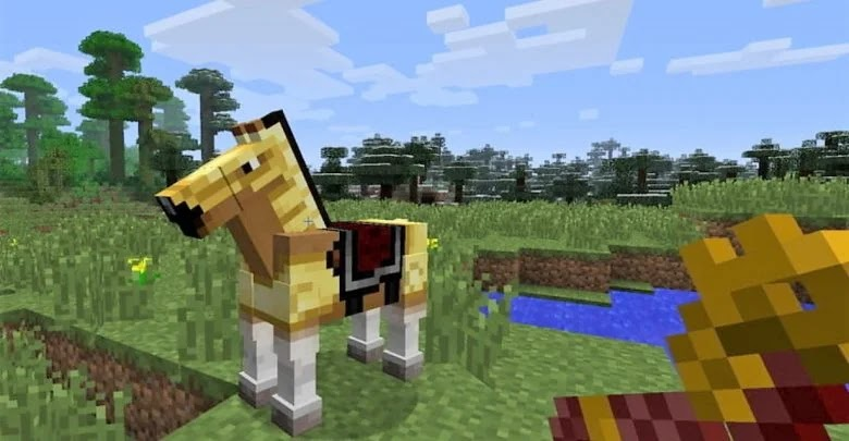 How to get a mount in Minecraft