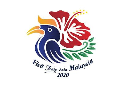 Logo Rasmi Tahun Melawat Malaysia 2020