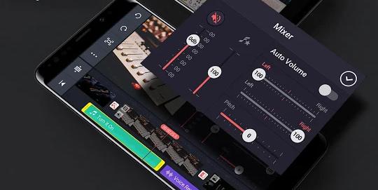 Baiklah para sahabat semua, Kali ini kita akan Belajar Tentang Bagaimana Cara Membuat Audio Spectrum dengan Aplikasi Kinemaster.     Aplikasi ini mungkin sudah sering kita dengar namun untuk penggunaan yang Sebenarnya sebagian orang tidak mengerti dalam menggunakan dengan baik dan benar.    Selain dari pada bagaimana cara menggunakannya, saya juga akan menjelaskan apa itu sebenarnya Audio Spectrum dan Fitur-fitur Aplikasi Kinemaster serta Keunggulan Aplikasi Kinemaster.     Apa Itu Audio Spectrum ??    Audio Spectrum adalah sebuah audio untuk memperlihatkan grafik visual yang naik turun searah dengan beat audio atau musik yang sedang diputar. Audio Spectrum sering digunakan oleh banyak anak zaman milenial saat ini.    Salah satu alat yang bisa anda manfaatkan untuk membuat audio spectrum yaitu Aplikasi Kinemaster.    Aplikasi Kinemaster adalah aplikasi yang telah digunakan untuk mengedit video dari android. Aplikasi kinemaster ini memberikan kemudahan untuk penggunaan dalam melakukan editing video, sehingga banyak dikalangan bisa menggunakan aplikasi ini.    Aplikasi Kinemaster mempunyai alat-alat dan Fitur-fitur yang sangat mudah digunakan. misalnya, dalam Penggabungan dan Pemisahan antar video, menambahkan musik dilatar video, mempercepat atau mengurangi kecepatan video, dll.     Selain itu Aplikasi Kinemaster bisa didapatkan juga dari Appstore atau didownload dengan gratis.      Fitur-Fitur Aplikasi Kinemaster    Aplikasi Kinemaster memiliki beberapa Fitur yaitu:    1. Media Browser    Media Browser ini bisa membuka gambar ataupun video baru untuk mengolah melalui aplikasi KineMaster dan dapat juga membuka beberapa gambar sehingga ada beberapa video untuk menggabungkannya menjadi satu Video    2. Layer    Dalam Layer ini anda bisa membuat efek  dan menyimpan berbagai File yang suda anda masukkan, selain itu anda bisa membuat tulisan yang kamu inginkan, tulisan yang unik atau keren dan juga terdapat beberapa teks yang Profesional.     Selain bisa membuat tulisan, 