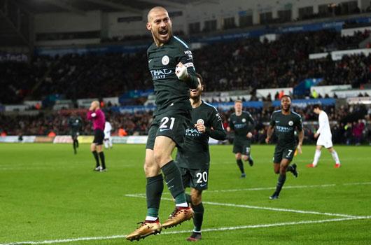 Chấm điểm Swansea - Man City: Chàng David của Pep