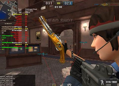 11 Desember 2018 - Antimon 7.0 PBEVO Indo VIP BulletKiller, Full CIT Gratis & Point Blank Philippines Quick Change, Jump, Map Bug, No Reload