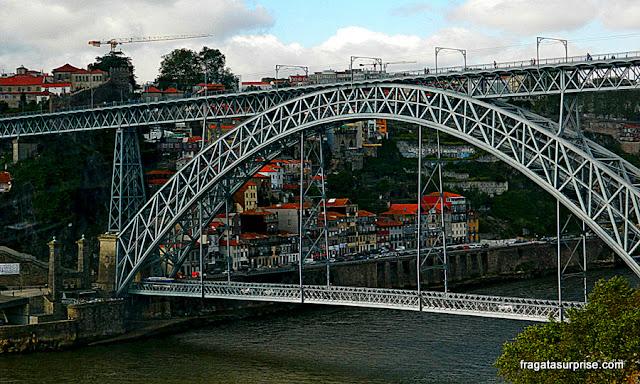 Porto, Portugal, Ponte D. Luís