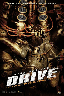 Drive Movie Poster - teaser