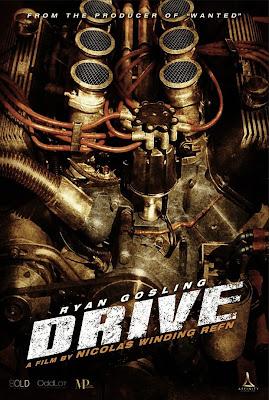Drive Póster de la película