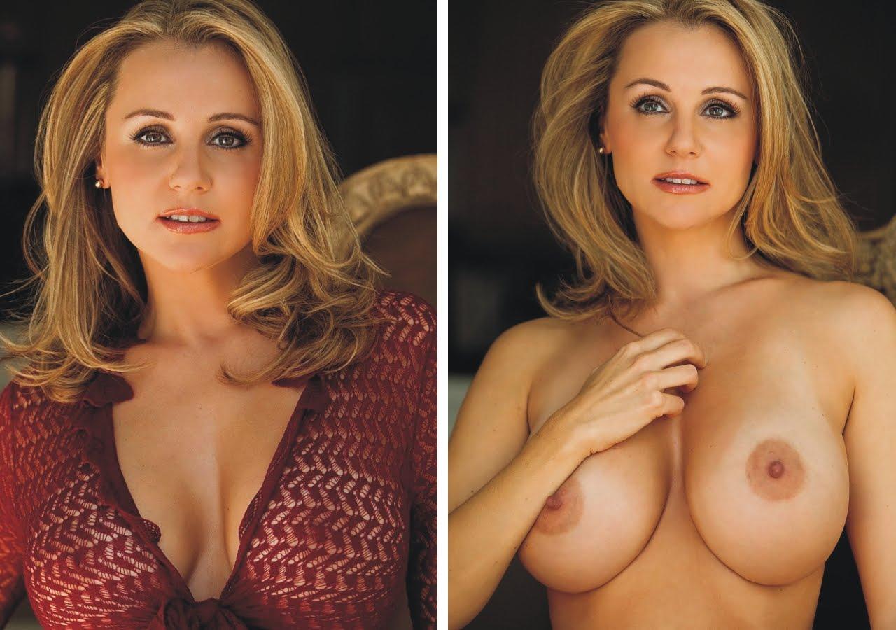 Claudia Romani Topless Sexy