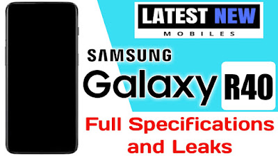Samsung Galaxy R40 Full Specifications