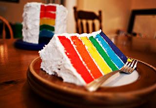 Resep Rainbow Cake Kukus A La Bunda Tata