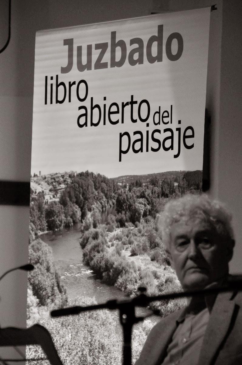 Juzbado Libro abierto, Juzbado, Salamanca