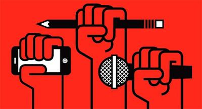 Imagini pentru contra la represion a la libertad de expresion