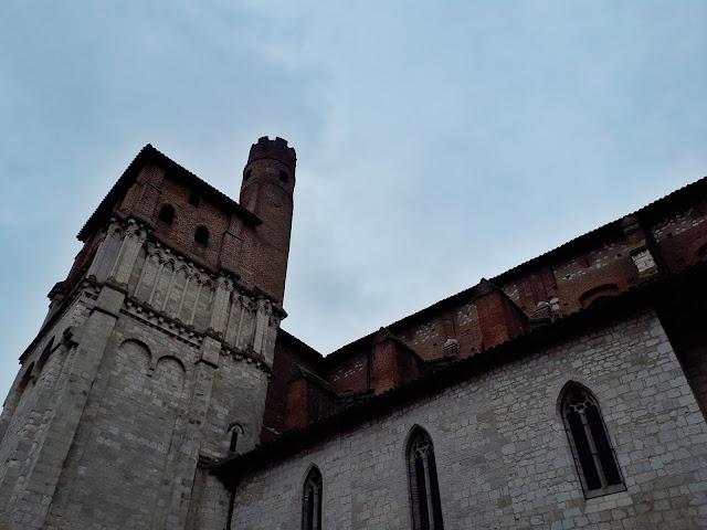 Collegiale Saint-Salvi in Albi