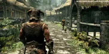 Skyrim: No Internet Connection Required