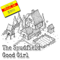 Free GM Resource: The Spudfield Good Girl (Freebie B/X mini adventure)
