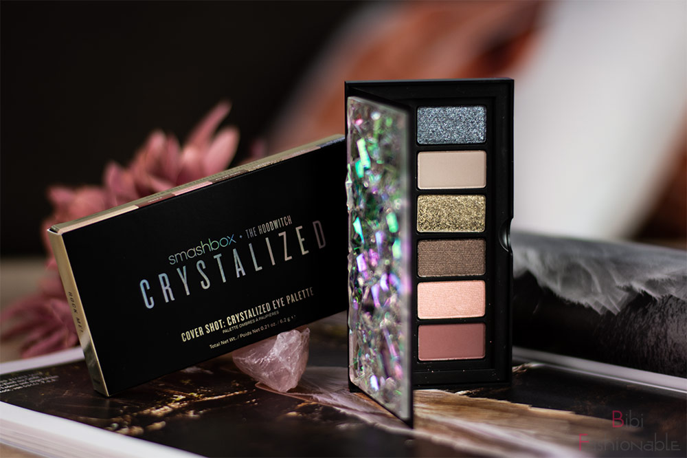 Smashbox x The Hoodwitch Crystalized Collection Cover Shot Crystalized Eye Palette stehend