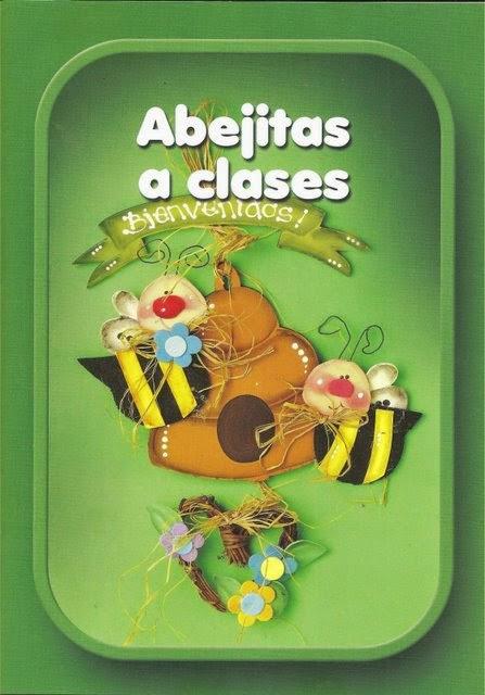 Manualidades escolares para decorar Bienvenidos a clases