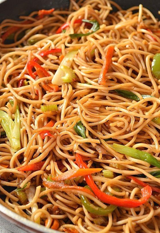 The 30-Minute Authentic Lo Mein Recipe