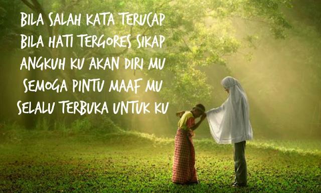 Kata Ucapan Hari Raya Idul Fitri dan Idul Adha Nabi SAW