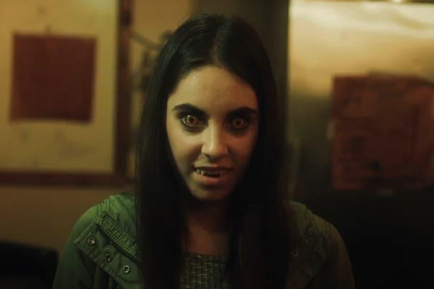 Вышел фильм ужасов «Я - Лиза» про оборотней и страшную месть