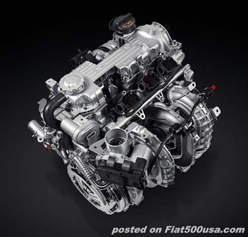 Fiat Hybrid Powertrain