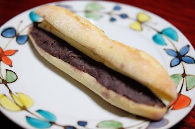 長野県松本市のパン屋 サパンジ あんバター