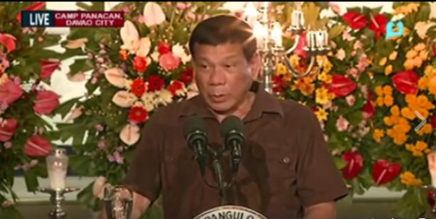 Duterte reveals long list of officials allegedly involved in drug trade