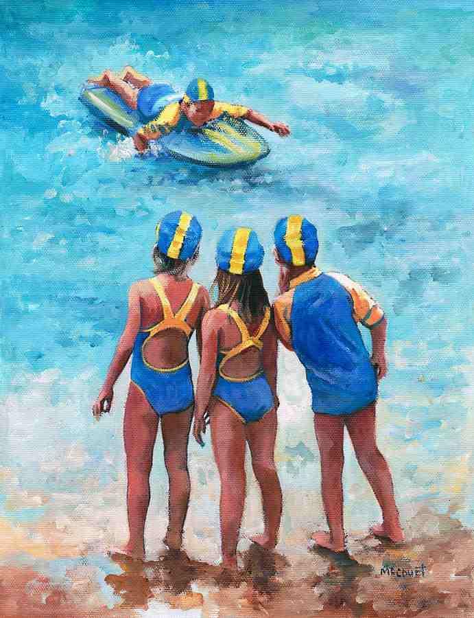Австралийская художница. Sherry Mccourt