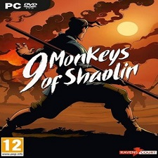 Free Download  9 Monkeys of Shaolin